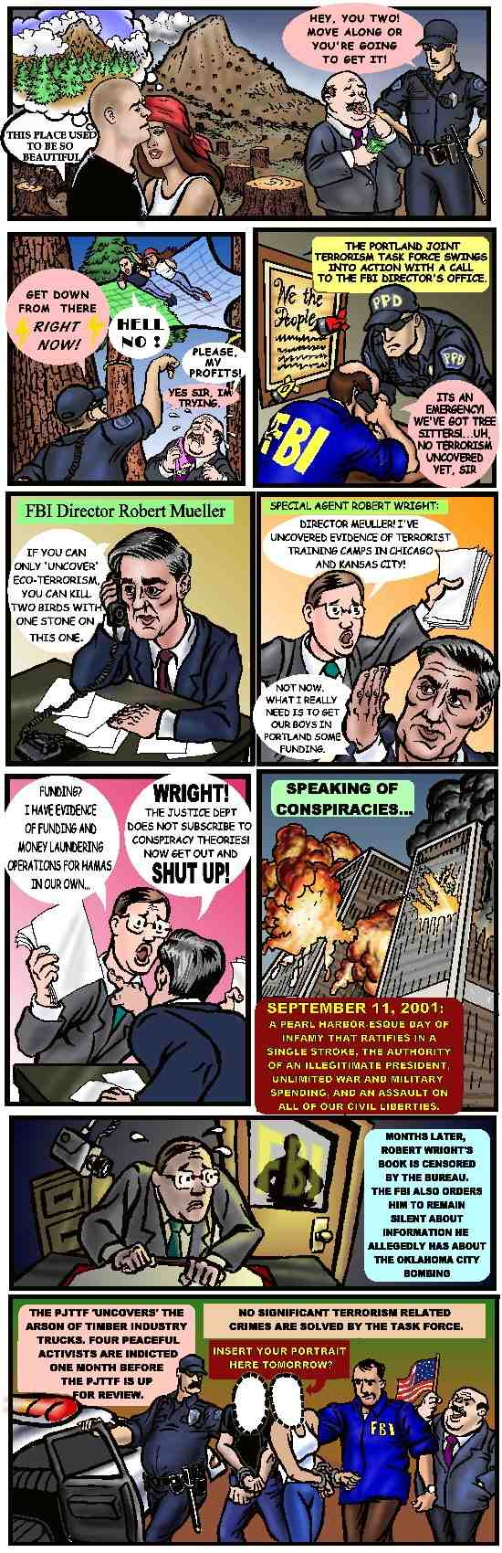 FBI, Terrorism, and ...