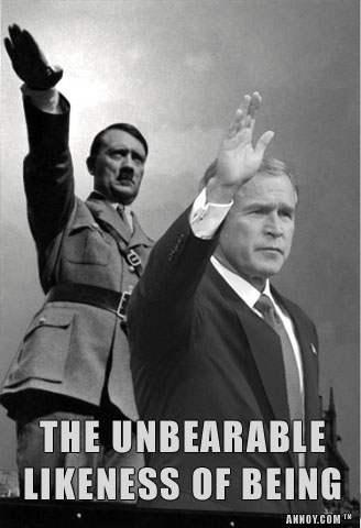 Unbearable Likeness...