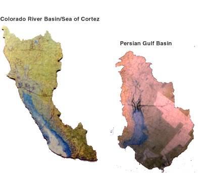Persian Gulf/ Colora...