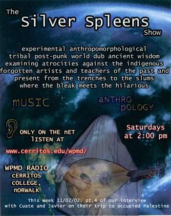 Silver Spleens Radio...