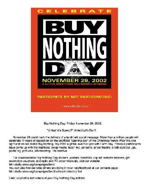 buy nohing day 2002...