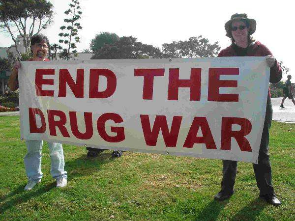 End the Drug War...