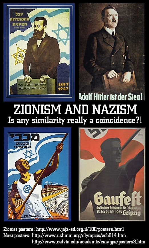 Zionism and Nazism (...