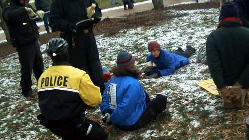 Another arrest photo...