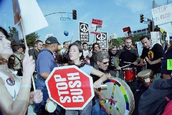 No War On Iraq...