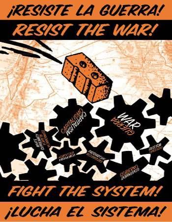 No to Capitalist War...
