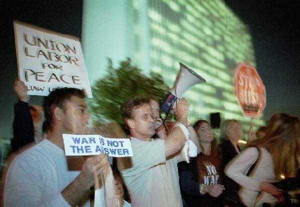 Activist Stand in De...