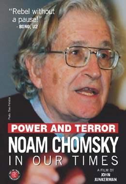 new Chomsky movie in...