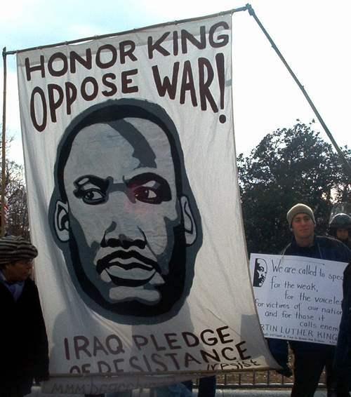 Honoring MLK...