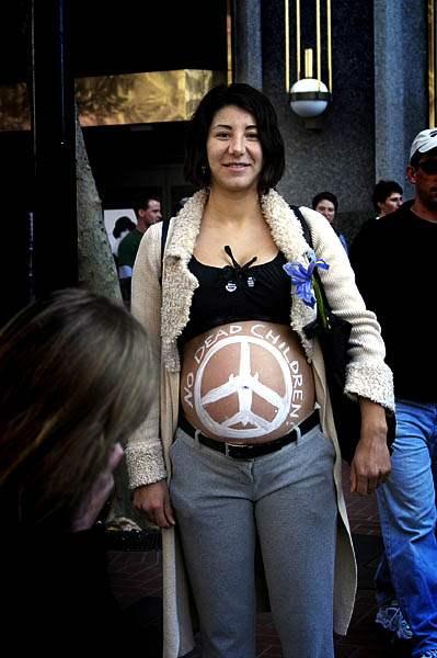 Pregnant Woman...