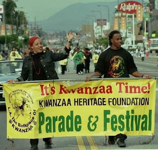 Dec. 28th Kwanzaa He...