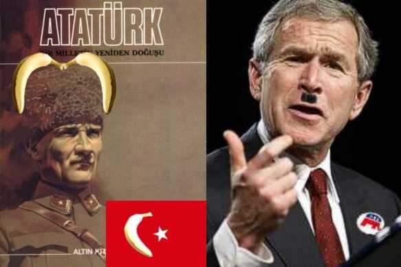 Warining to Turkish ...