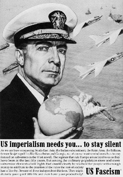 US fascism...