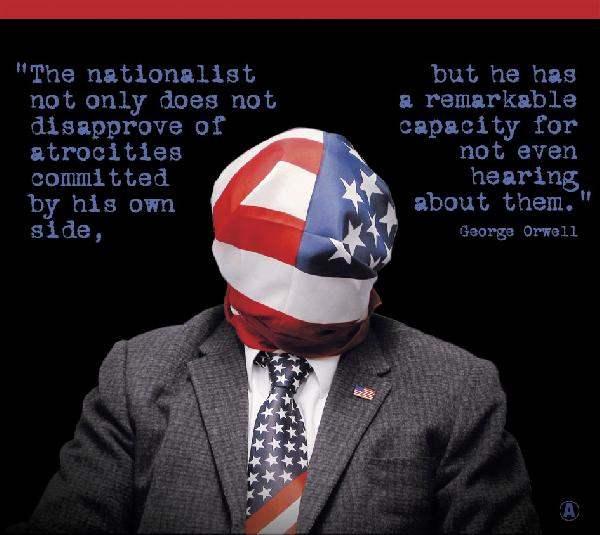 US nationalism...