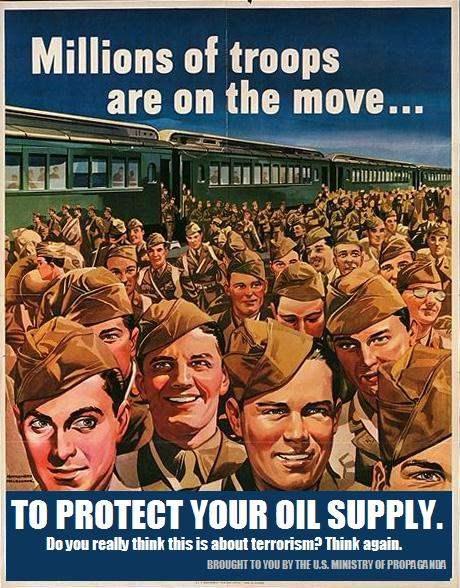 War for Oil...