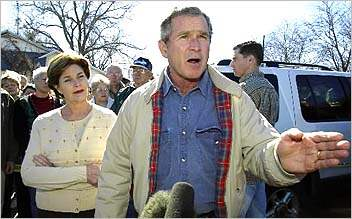 Bush: I'll Arrange A...