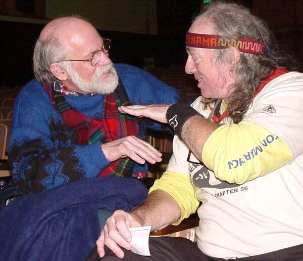 Ron Kovic & S. Brian...