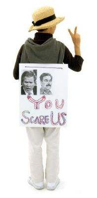 You Scare Us...