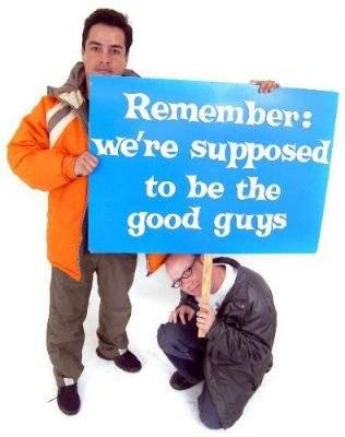 Good Guys...
