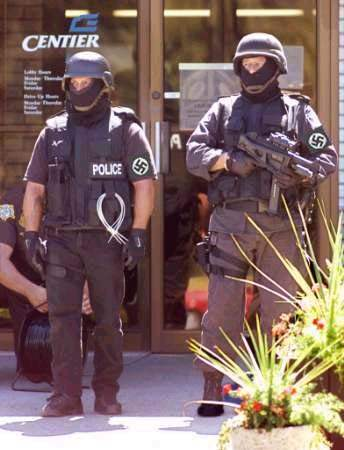 New Police Uniform...