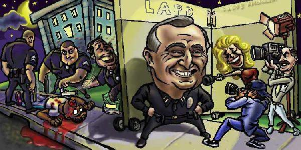LAPD Chief of Police...