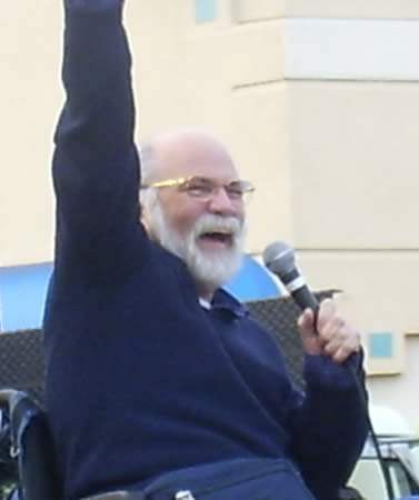 Ron Kovic...