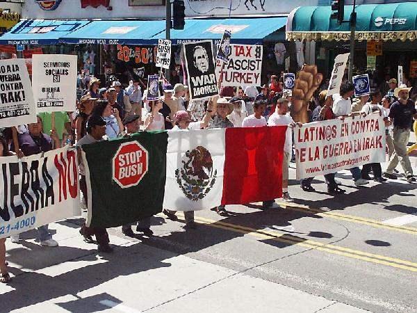Latinos En Contra De...