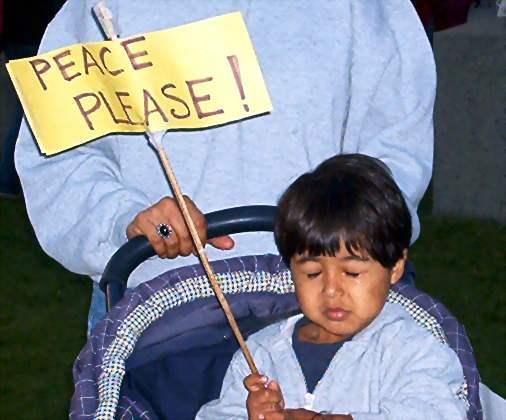 Peace Please...
