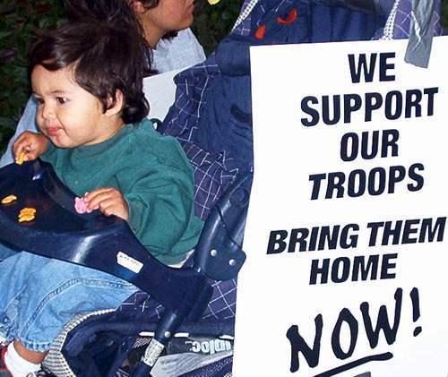 Bring the Troops hom...