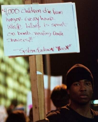 Anti-War Demonstrati...