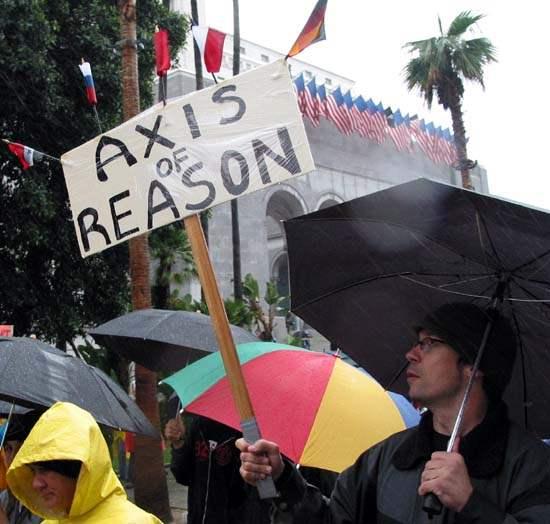 Axis of Reason...