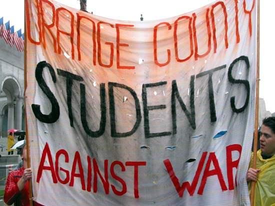 Orange Courty Studen...