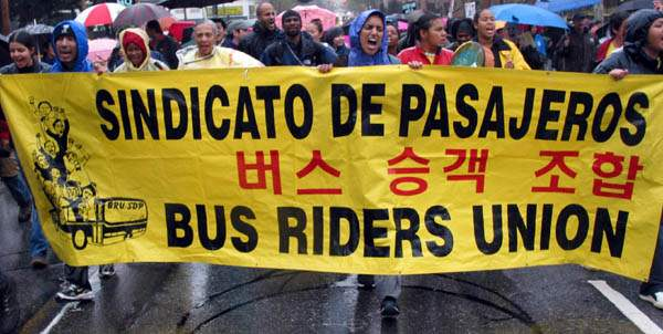 Busriders for Peace...