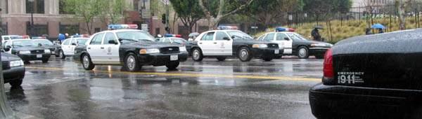 Too Many Cops...