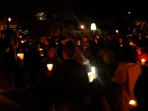 Pasadena Candlelight...