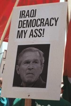 Democracy My Ass...