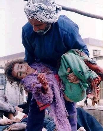 Children of Baghdad...