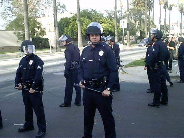asshole cop...