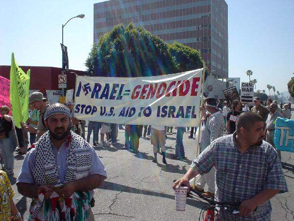 Israel Equals Genoci...