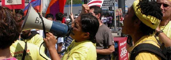"""""""El pueblo unid..."""