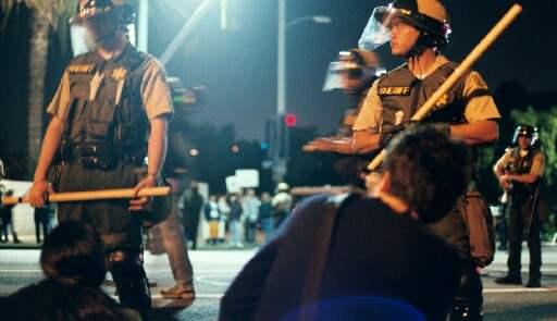 More Cops...