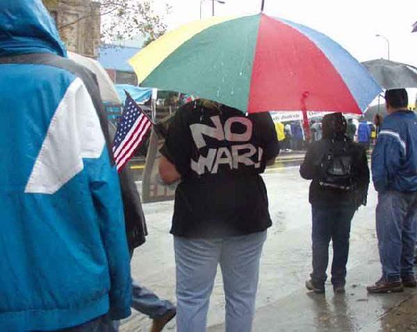 LA Peace March 3/15...
