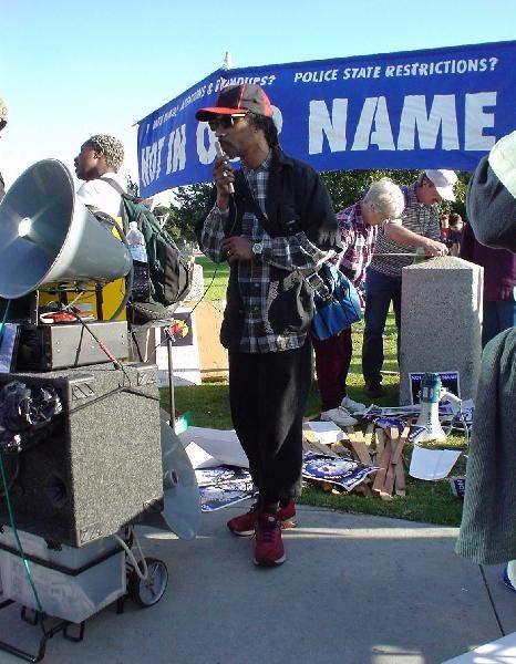 Reggae Rap for Peace...