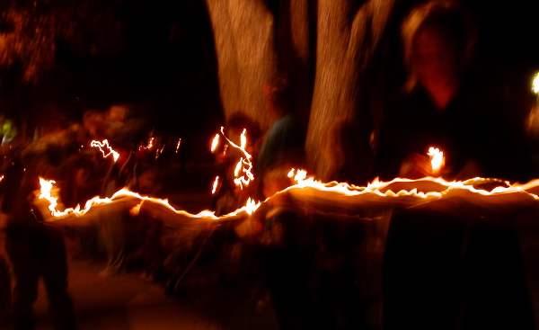 Candlelights...