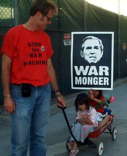Peace Wagon...