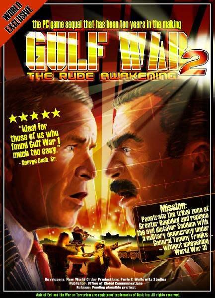 GULF WAR 2: The Rude...