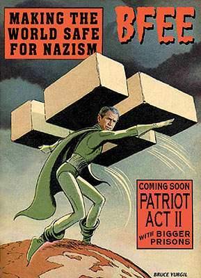 Patriot Act II...