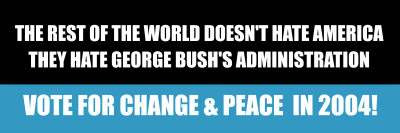 Everyone Hates Bush...