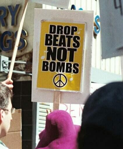 drop beats...