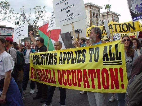 End Israeli Occupati...